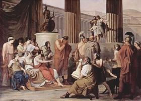 LA SICILIA PRE ELLENICA Ulisse_presso_il_Palazzo_di_Alcinoo_Francesco_Hayez_p