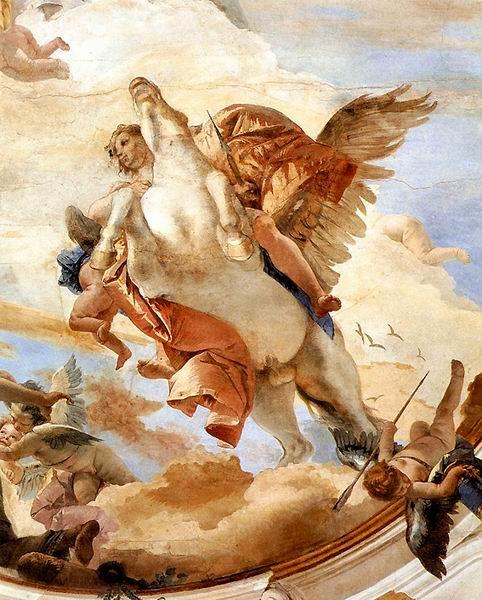 Mitologia greca lettera b - Mitologia greca mitologia cavallo uomo ...