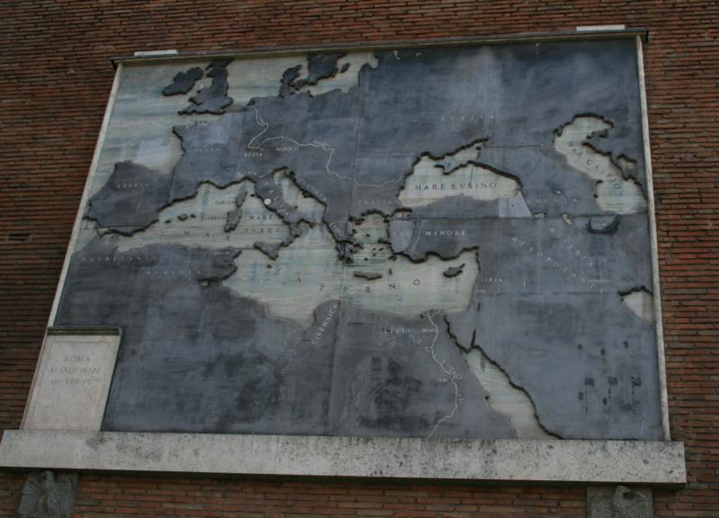 20f8a26cfd Roma alla morte di Augusto