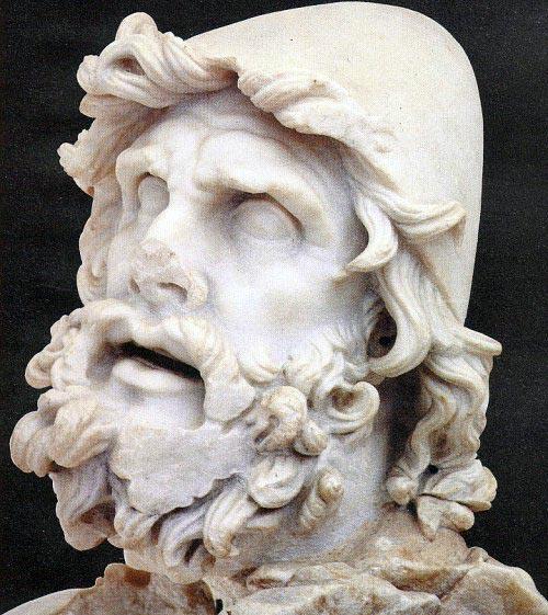 Mitologia Greca Lettera U